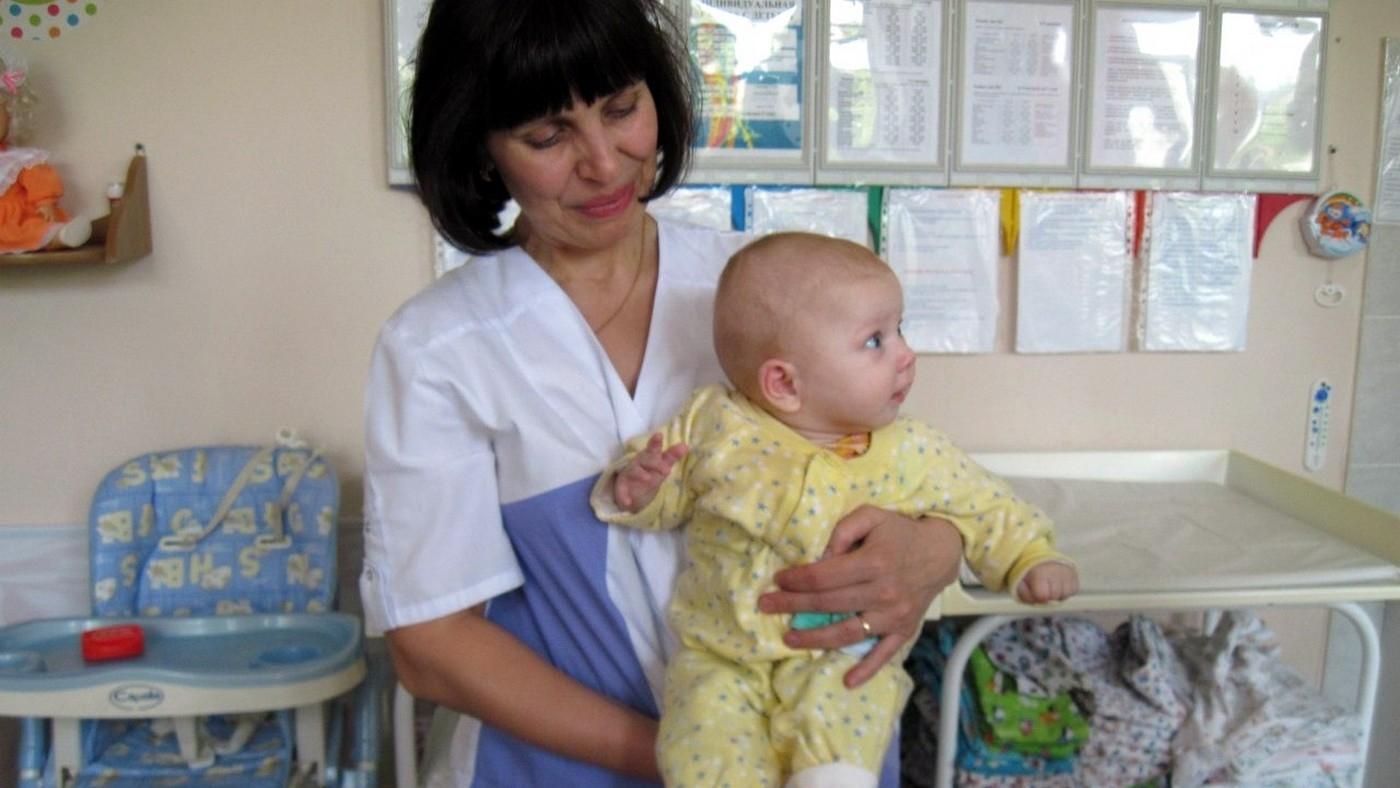 Данные и фото детей на усыновление до года